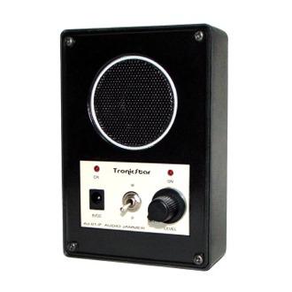 Bloqueador de Gravadores e Escutas Audio Jammer